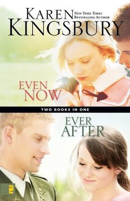 Even Now / Ever After Compilation Limited Edition - eBook  -     By: Karen Kingsbury