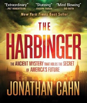 The Harbinger: The Ancient Mystery That Holds the Secret of America's Future, Audiobook CD, Unabridged  -     By: Jonathan Cahn