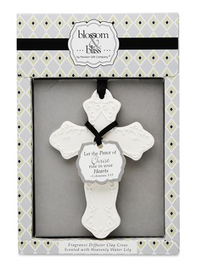 Peace of Christ, Clay Cross Diffuser  -