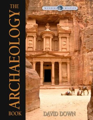 The Archaeology Book - PDF Download  [Download] -     By: David Down