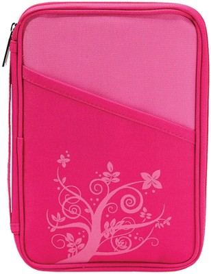 Thinline Pink Bible Cover  -