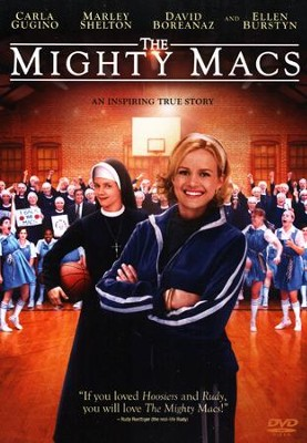 The Mighty Macs, DVD  - Slightly Imperfect  -