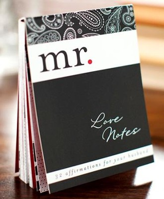 Mr. Love Notes  -