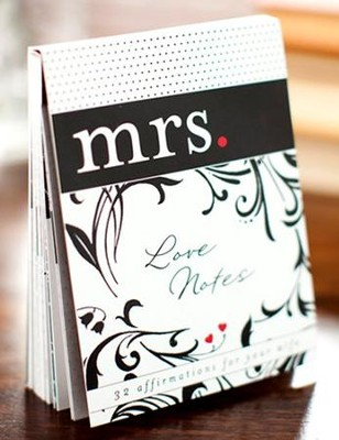 Mrs. Love Notes  -