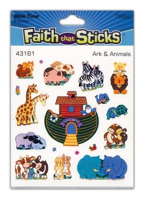 Stickers: Ark & Animals  -
