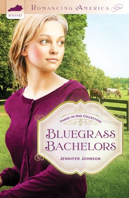 Bluegrass Bachelors - eBook  -     By: Jennifer Johnson