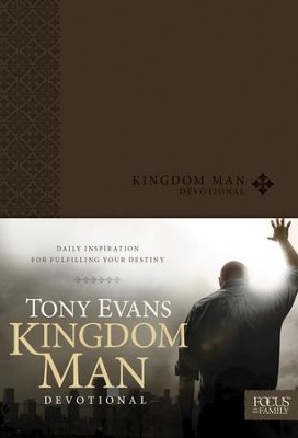 Kingdom Man Devotional - eBook  -     By: Tony Evans