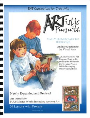 ARTistic Pursuits, Early Elementary K-3 An Introduction to the Visual Arts  -     By: Brenda Ellis