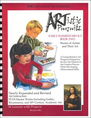 ARTistic Pursuits, Early Elementary K-3 Stories of Artists and Their Art  -     By: Brenda Ellis