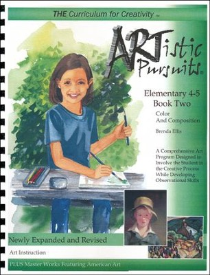 ARTistic Pursuits, Early Elementary 4-5 Color and Composition  -     By: Brenda Ellis