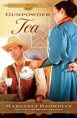 Gunpowder Tea - eBook  -     By: Margaret Brownley