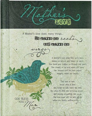 Mothers Love Journal  -