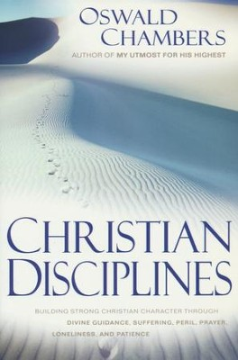 Christian Disciplines   -     By: Oswald Chambers