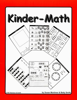 Additional Kinder-Math Workbook   -     By: Betty Smith