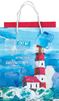 Lord is My Light Giftbag, Medium  -
