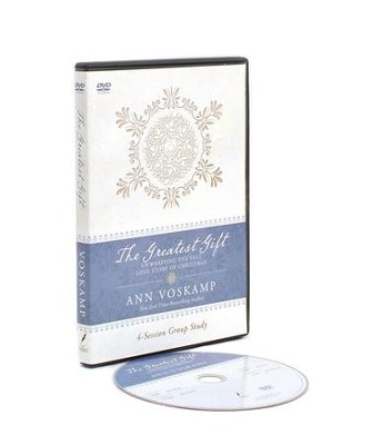 The Greatest Gift DVD: Unwrapping the Full Love Story of Christmas  -     By: Ann Voskamp