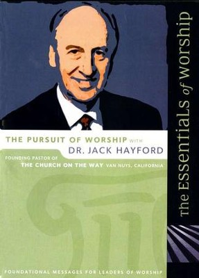 The Essentials of Worship: The Pursuit of Worship, DVD   -