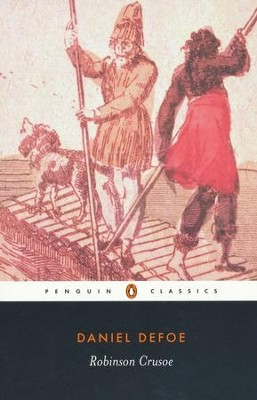Life & Adventures Of Robinson Crusoe  -     By: Daniel Defoe