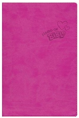 NLT Hands-On Bible for Girls, Updated Edition   -