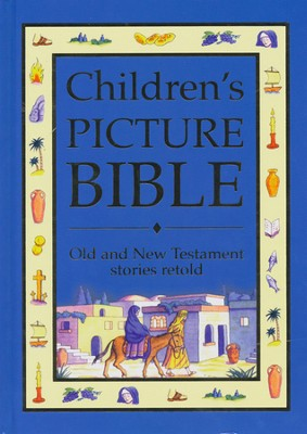 Children's Picture Bible  -