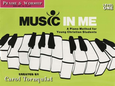 Music In Me: Praise & Worship Solos Level 1  -