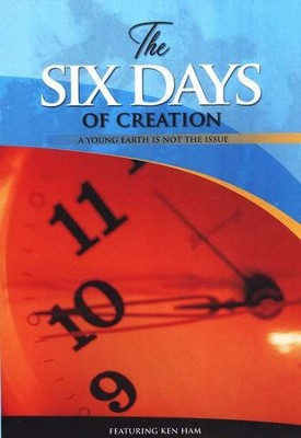 The Six Days of Creation, DVD   -     By: Ken Ham