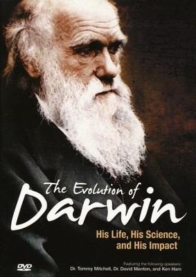The Evolution of Darwin 3 DVD Collection   -