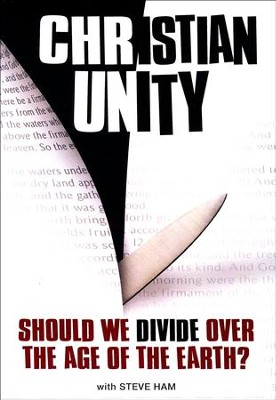Christian Unity and the Age of the Earth DVD   -     By: Steve Ham