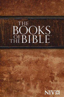 The Books of the Bible, NIV  -     By: Zondervan