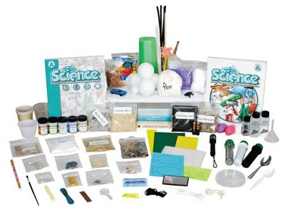 A Reason for Science, Level A, Complete Homeschool Kit   -