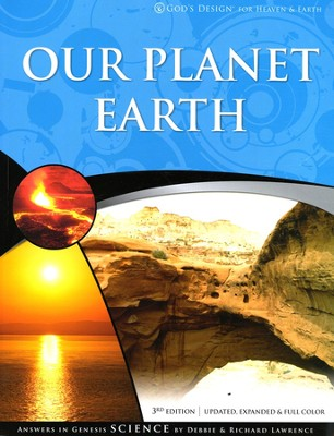 Teacher & Student Pack, Our Planet Earth: God's Design Series   -     By: Debbie Lawrence, Richard Lawrence