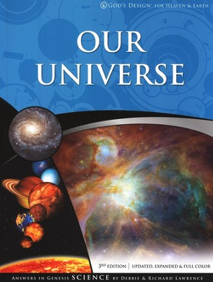 Teacher & Student Pack, Our Universe: God's Design Series   -     By: Debbie Lawrence, Richard Lawrence