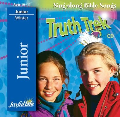 Truth Trek Junior (Grades 5-6) Audio CD   -