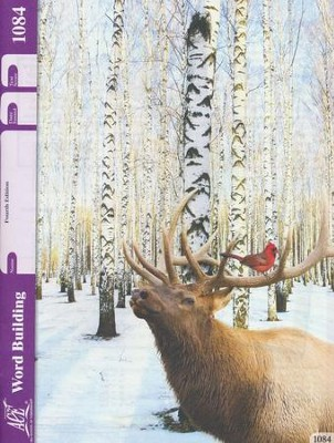 Word Building PACE 1084, Grade 7 (4th Edition)   -