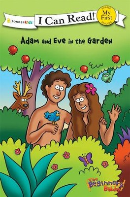 Adam and Eve in the Garden - eBook  -     By: Kelly Pulley