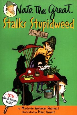 Nate the Great Stalks Stupidweed  -     By: Marjorie Weinman Sharmat