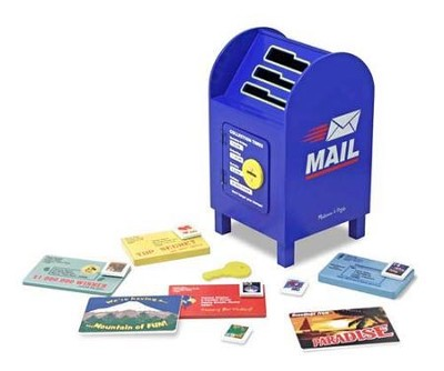 Stamp and Sort Mailbox  -