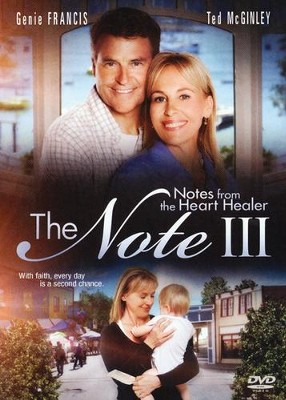 The Note 3: Notes from the Heart Healer, DVD   -