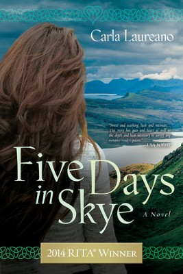 Five Days in Skye: A Novel - eBook   -     By: Carla Laureano