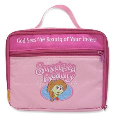 God Sees the Beauty of Your Heart, Veggietales Lunch Box  -