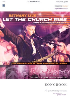 Let the Church Rise (Songbook)   -     By: Bethany Live