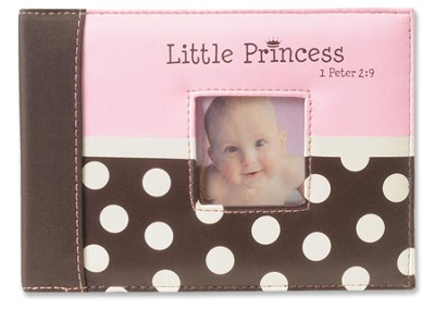 Little Princess Photo Album, Pink  -