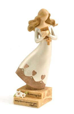 Thinking of You Figurine, Legacy of Love   -     By: Kim Lawrence