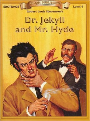 Dr. Jekyll and Mr. Hyde, Edcon Workbook, Level 4   -     By: Robert Louis Stevenson