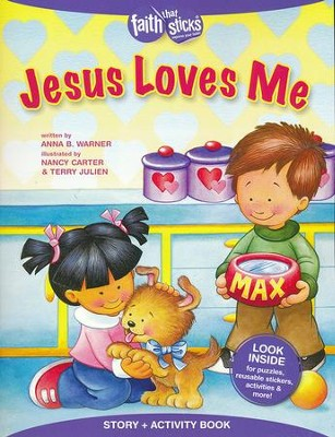 Jesus Loves Me  -     By: Anna B. Warner