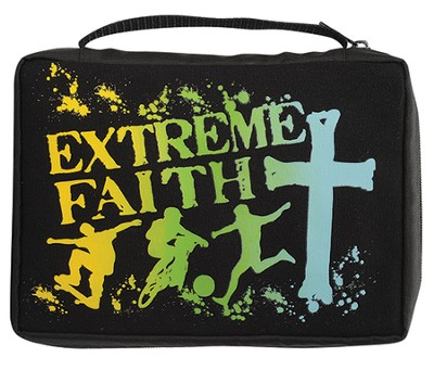 Extreme Faith Bible Cover  -