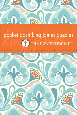 Pocket KJV Puzzles, New Testament  -