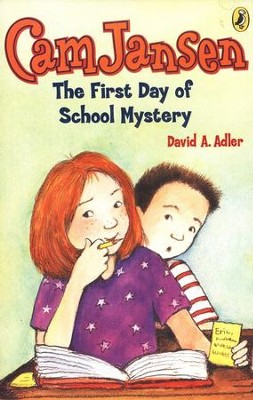 Cam Jansen #22: The First Day of School Mystery (reissue)  -     By: David A. Adler     Illustrated By: Susanna Natti