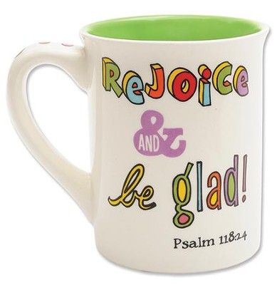 Congrat YOU lations Mug, Psalm 118:24  -