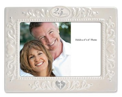 25 Years Photo Frame  -